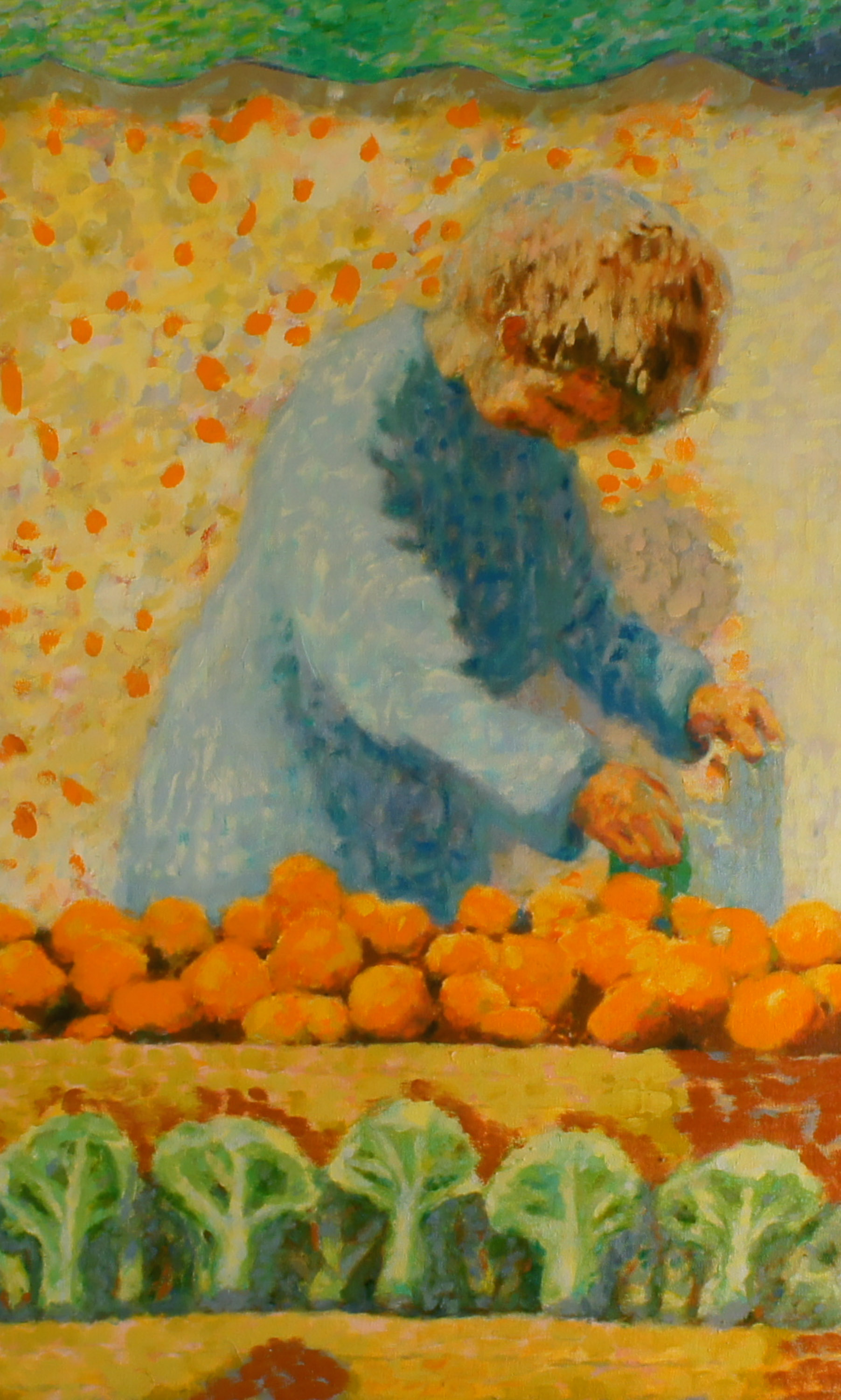 Orange Seller – Roland F A  McMorran